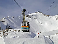 Nebelhorn Cable Car