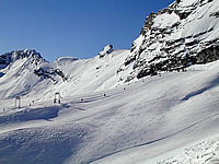 View to Wetterwandeck Lifts